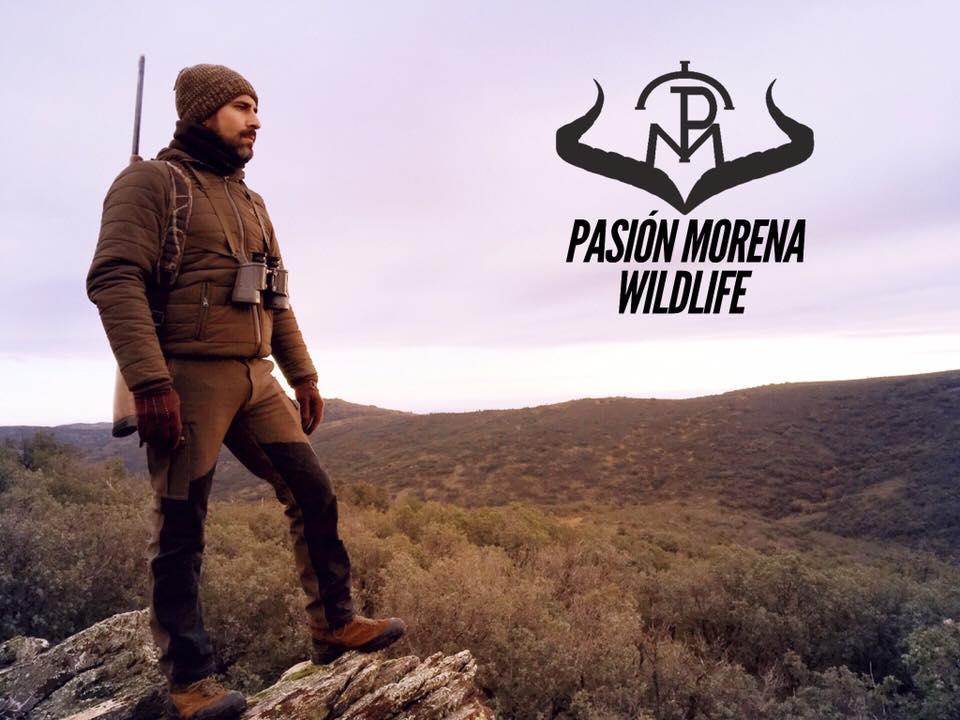 Pasion Morena exkluzív spanyol vadászruházat