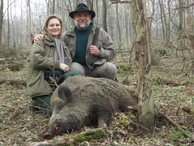Vaddisznó vadászat Magyarországon