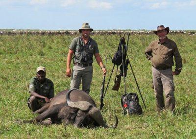 Mozambik Bivalyvadászat